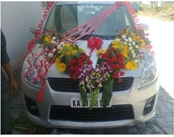 Wedding Car Decoration Shadi Ke Lie Car Sajawat In Bengaluru