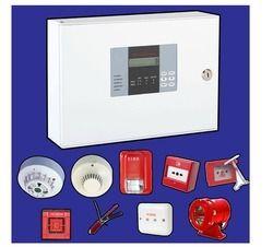 Fire Alarm Systems In Vapi फायर अलार्म सिस्टम्स वापी