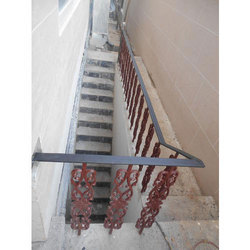 Cast Iron Indoor Staircase Railing