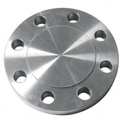 Round MS Blind Flange