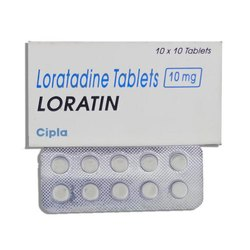 Loratadine Tablet 10 Mg