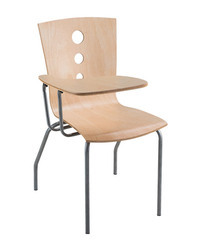 Writing Half Pad Chair EL2CNS317CTAB