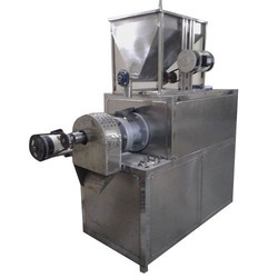 Extruded Corn Puff Machine