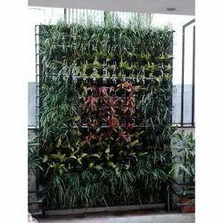 Natural Vertical Indoor Wall Garden
