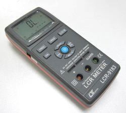 Lutron - lCR Meter - Model No- Lcr-9183