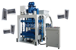 Semi Automatic Brick Machine