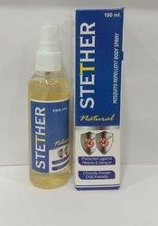 Mosquito Repellent Body Spray