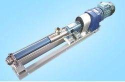Single Screw Pump Model-ES