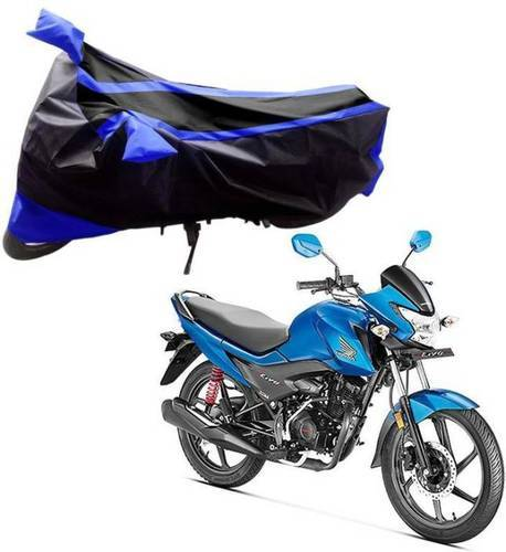 Water Proof Black - Red Bike Cover