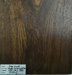 Wenge Carbonized Oak Flooring
