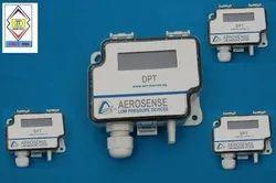 Aerosense Model DPT7000-R8-3W Differential Pressure Range 0-1000 Pa