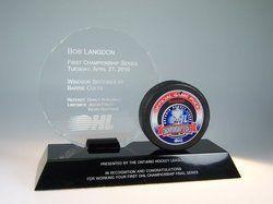 Industry Acrylic Trophy