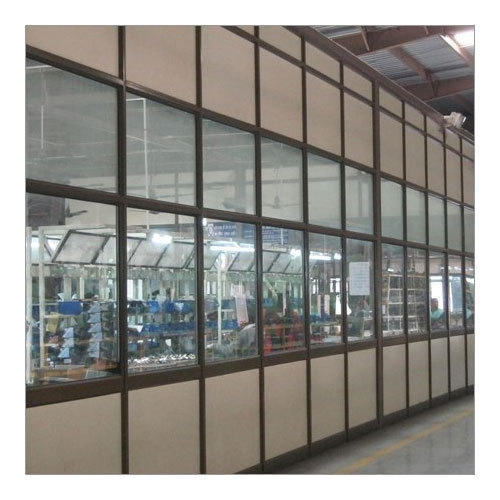 Aluminium Frame Office Partition Service
