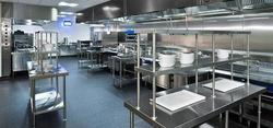 Modular Commercial Kitchen Setup Service