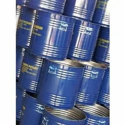 Chemicals Mild Steel 50 L MS Small Drums