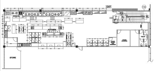 commercial kitchen layout - Commercial Kitchen Layout