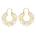 Lovely Brass Nice Handmade Collection Forever Nice Favorite Earring Jewellery