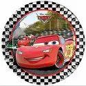 Disney Pixar Car Cartoon Character Party Paper Plates, Size: 6-12 Inch, Paper Gsm: 300