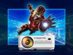 Ts-Hd09 Hd Projector 1280x720 4k Supported