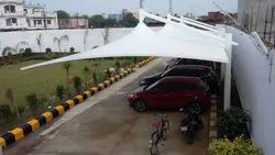 Car Park Shed Tensile Roof