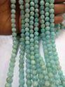 Amazonite Plain Round Beads