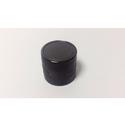Black Plastic Perfume Cap