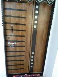 Wood Printed Door