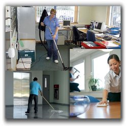Commercial Housekeeping