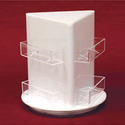 Acrylic Revolving Business Card Holder