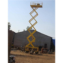 Vertical Assisted Work Platform