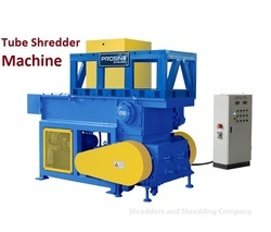 Tube Shredder Machine