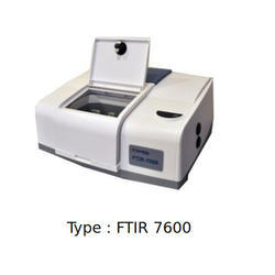 Systronics Fourier Transform Infrared Spectrometer
