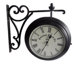 Double Sided New Look Victoria Clock