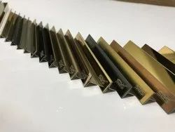 SS Color Coated T Profiles