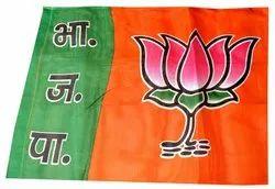 Non Woven Election Flag