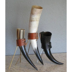 Horn Drinking Pipe