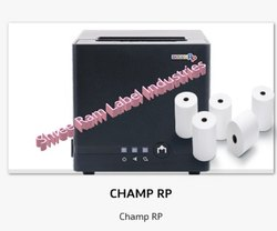 Black & White TVS Champ RP/ Billing Printer/ Printer