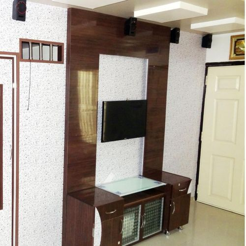 Kaka Pvc Kitchen Furniture: PVC TV Unit, Pvc Tv Cabinet