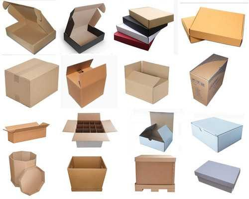 CMYK Commercial Carton / Box for Packaging Material, | ID: 22247710233
