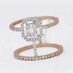 Designer Diamond Cocktail Rings