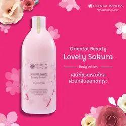 Oriental Princess Lovely Sakura Body Lotion (400 mL)
