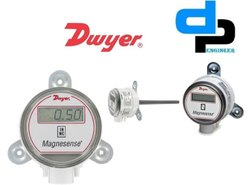 Dwyer MS 341 LCD Magnesense Differential Pressure Transmitter