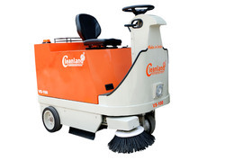 Parking Lot Cleaning Machines