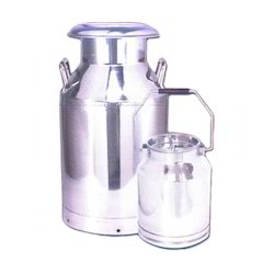 Stainless Steel Milk Can