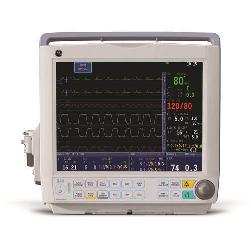 Patient Monitor, For Hospitals And Clinical Use