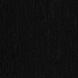Black Ash Chenille Fabric