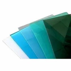 Colored Polyethylene Terephthalate Sheet