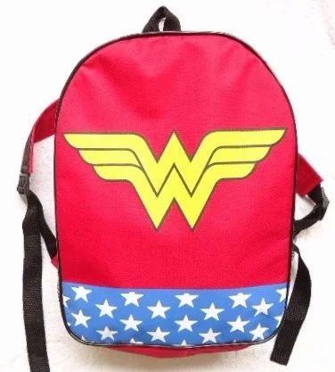 Wonder Woman School Bag