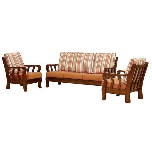 Wooden Sofa Set At Rs 12000 /set