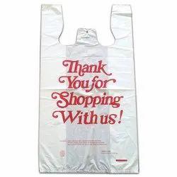 Plastic Shirt Bags